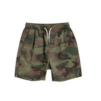 Textiel Jongens Korte broeken / Bermuda's Quiksilver TAXER WS Camo