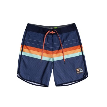 Textiel Jongens Zwembroeken/ Zwemshorts Quiksilver EVERYDAY MORE CORE 15 Multicolour
