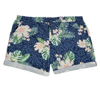 Textiel Meisjes Korte broeken / Bermuda's Roxy WE CHOOSE Multicolour