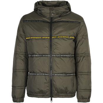 Textiel Heren Dons gevoerde jassen Antony Morato  Groen