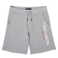 Textiel Jongens Korte broeken / Bermuda's Teddy Smith S-MICKAEL Grijs