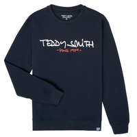 Textiel Jongens Sweaters / Sweatshirts Teddy Smith S-MICKE Marine