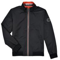 Textiel Jongens Wind jackets Teddy Smith B-JULIAN Zwart