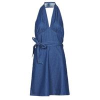 Textiel Dames Korte jurken Molly Bracken EL902P21 Blauw