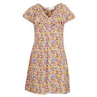 Textiel Dames Korte jurken Molly Bracken P1387E21 Beige