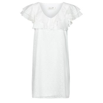Textiel Dames Korte jurken Molly Bracken LA700E21 Wit