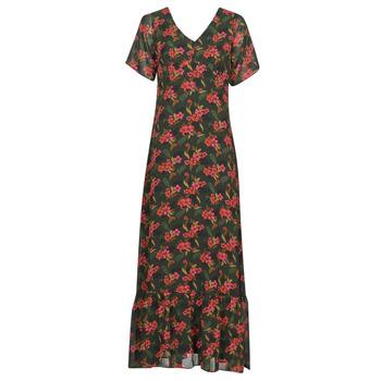 Textiel Dames Lange jurken Molly Bracken PL192P21 Multicolour