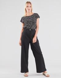 Textiel Dames Losse broeken / Harembroeken Molly Bracken EF1424P21 Zwart