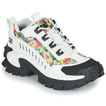 Schoenen Laarzen Caterpillar INTRUDER Wit / Multicolour