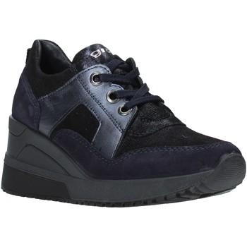 Schoenen Dames Lage sneakers IgI&CO 4143111 Blauw