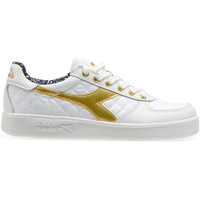Schoenen Dames Lage sneakers Diadora 501.175.495 Blanc