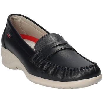 Schoenen Dames Mocassins CallagHan 13214 Blauw