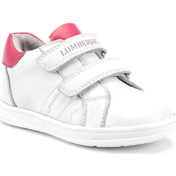 Schoenen Kinderen Lage sneakers Lumberjack SG64912 003 B01 Blanc