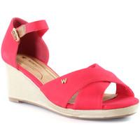 Schoenen Dames Sandalen / Open schoenen Wrangler WL01520A Rose