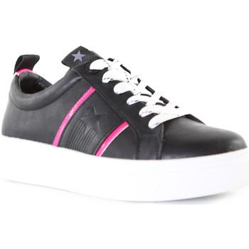 Schoenen Dames Lage sneakers Wrangler WL01600A Zwart