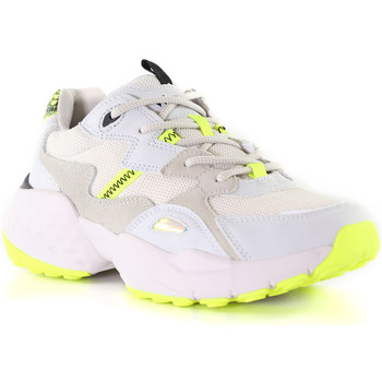 Schoenen Dames Lage sneakers Wrangler WL01650A Wit