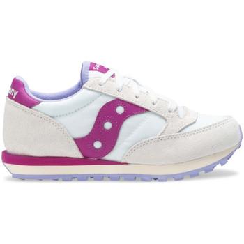 Schoenen Kinderen Lage sneakers Saucony SK162931 Wit