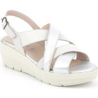 Schoenen Dames Sandalen / Open schoenen Grunland SA1877 Wit