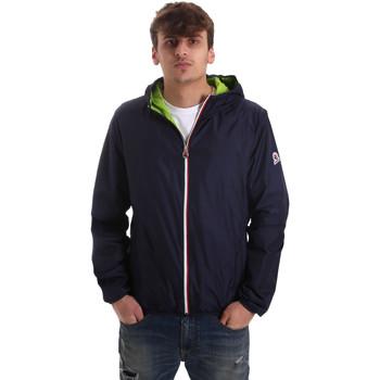 Textiel Heren Jacks / Blazers Invicta 4431661/U Bleu