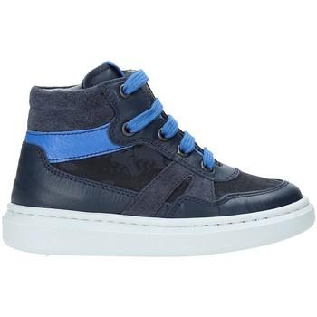 Schoenen Kinderen Hoge sneakers Nero Giardini A923711M Bleu