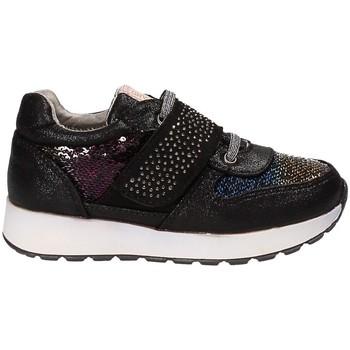 Schoenen Kinderen Lage sneakers Grunland SC3491 Zwart