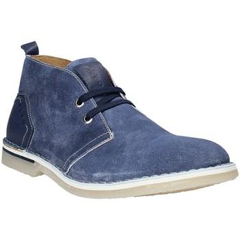 Schoenen Heren Laarzen Rogers BK 61 Blauw