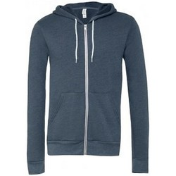 Textiel Sweaters / Sweatshirts Bella + Canvas CV3739 Heide-Marine