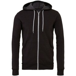 Textiel Sweaters / Sweatshirts Bella + Canvas CV3739 Donkergrijze heide