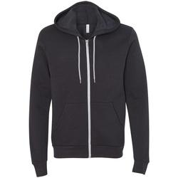 Textiel Sweaters / Sweatshirts Bella + Canvas CV3739 Donkergrijs