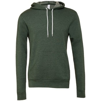 Textiel Sweaters / Sweatshirts Bella + Canvas CV3719 Heide Bos Groen
