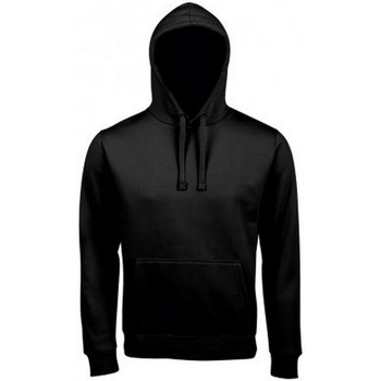 Textiel Sweaters / Sweatshirts Sols 02991 Zwart