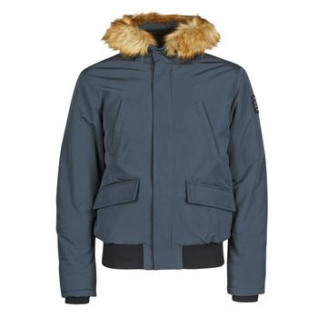 Textiel Heren Wind jackets Schott WASHINGTON2 Blauw