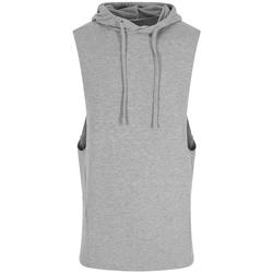 Textiel Sweaters / Sweatshirts Just Cool JC053 Sportgrijs