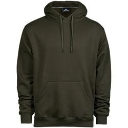 Textiel Heren Sweaters / Sweatshirts Tee Jays T5430 Donkere Olijf