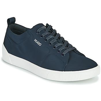 Schoenen Heren Lage sneakers HUGO ZERO TENN NYPU Marine