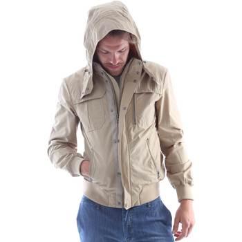 Textiel Heren Jacks / Blazers Geox M6221L T2270 Beige