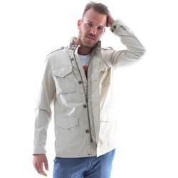 Textiel Heren Jacks / Blazers Geox M6221T T2274 Beige
