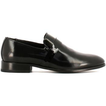 Schoenen Heren Mocassins Rogers 10MB Zwart