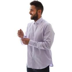 Textiel Heren Overhemden lange mouwen Gmf GMF5 4728 961105/04 Roze