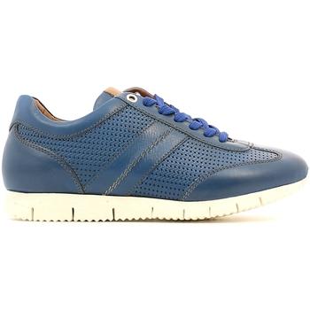 Schoenen Heren Lage sneakers Marco Ferretti 140557MG 2141 Blauw