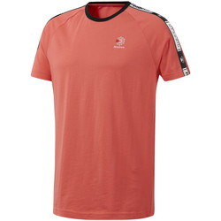 Textiel Heren T-shirts korte mouwen Reebok Sport DT8145 Roze