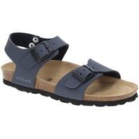 Schoenen Jongens Sandalen / Open schoenen Grunland SB0901 Blauw