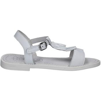 Schoenen Kinderen Sandalen / Open schoenen Lulu LT080061L Blanc