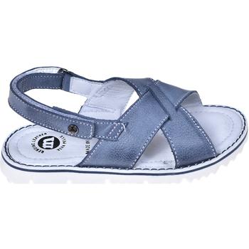 Schoenen Meisjes Sandalen / Open schoenen Melania ME4096D9E.F Blauw