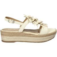 Schoenen Dames Sandalen / Open schoenen Apepazza BRB05 Wit