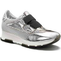 Schoenen Dames Lage sneakers Keys 5183 Argent