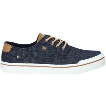 Schoenen Heren Lage sneakers Wrangler WM91114A Blauw