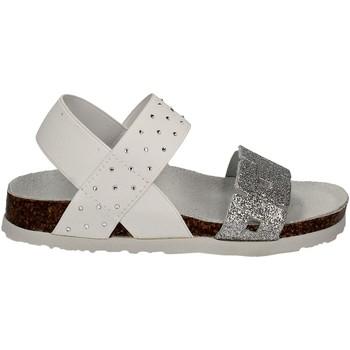 Schoenen Meisjes Sandalen / Open schoenen Bionatura WANDA Wit