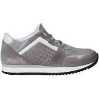 Schoenen Heren Lage sneakers Exton 558 Grijs
