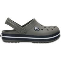 Schoenen Kinderen Leren slippers Crocs 204537 Grijs